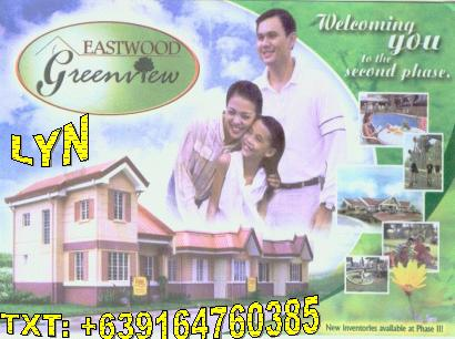RESERVE YOR HOUSE & LOT NOW ! TXT +639164760385