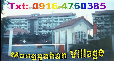 HURRY RESERVE YOUR UNIT NOW AT MANGGAHAN VILLAGE 3